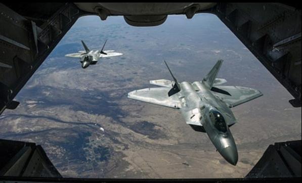 Tin tức quân sự mới nóng nhất ngày 31/10: Mỹ gây chấn động khi đồng ý bán F-22 Raptor cho Israel - Ảnh 1