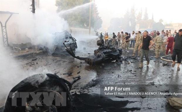 Tình hình chiến sự Syria mới nhất ngày 7/10: Đánh bom kinh hoàng tại Aleppo, ít nhất 14 người thiệt mạng - Ảnh 1