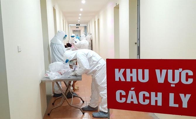 Sáng 10/11, thêm 1 ca mắc COVID-19 nhập cảnh từ Angola, Việt Nam có 1.216 bệnh nhân - Ảnh 1