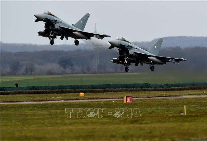Tin tức quân sự mới nóng nhất ngày 12/11: Đức mua 38 máy bay tiêm kích trị giá gần 5,5 tỷ euro - Ảnh 1