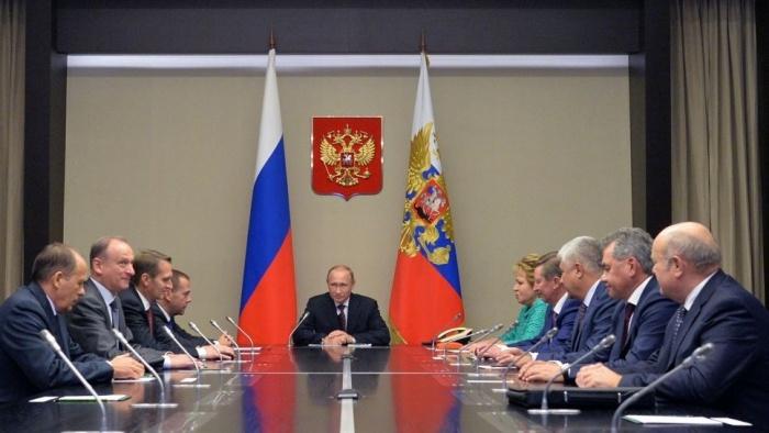 Tổng thống Putin hé lộ về hầm chỉ huy hạt nhân mới của Nga - Ảnh 1