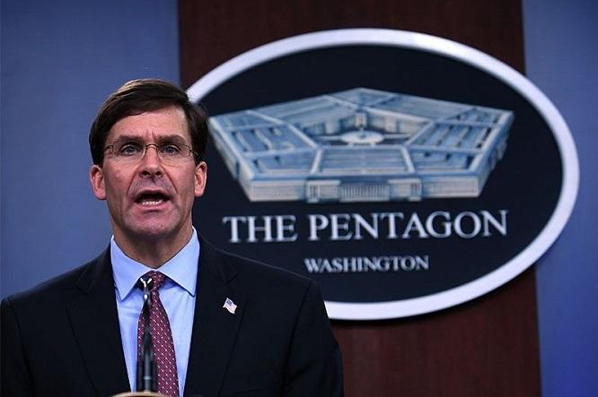 Quan chức Lầu Năm Góc lo lắng về viễn cảnh an ninh quốc gia trong hậu bầu cử tổng thống Mỹ 2020 - Ảnh 1
