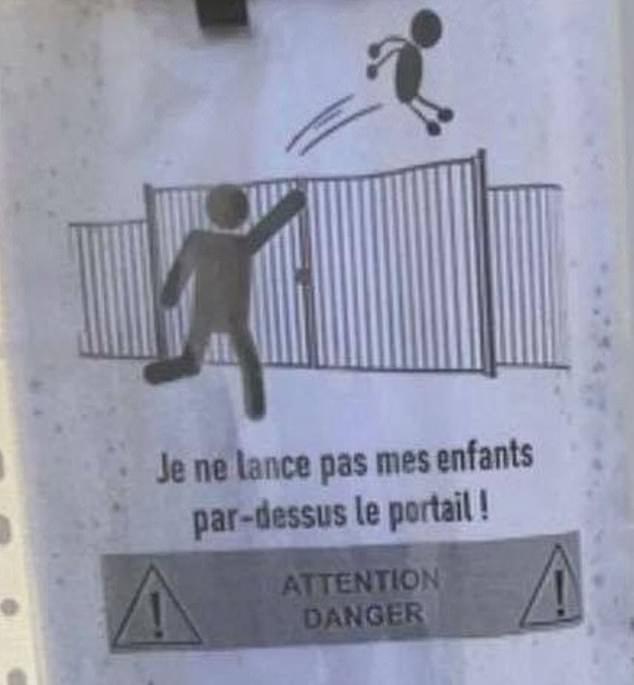 Dở khóc dở cười chuyện trường học Pháp cấm phụ huynh ném con qua cổng trường khi đi muộn - Ảnh 1