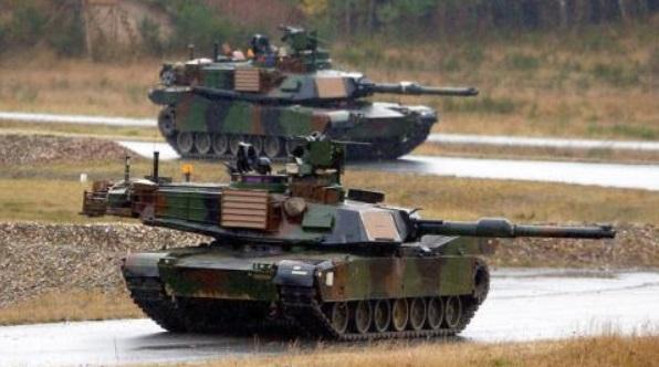 Tin tức quân sự mới nóng nhất ngày 17/11: Quân đội Mỹ giảm số lượng xe tăng - Ảnh 1