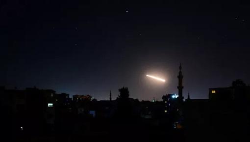 Tin tức quân sự mới nóng nhất ngày 18/11: Israel không kích Syria, nhiều người thiệt mang - Ảnh 1