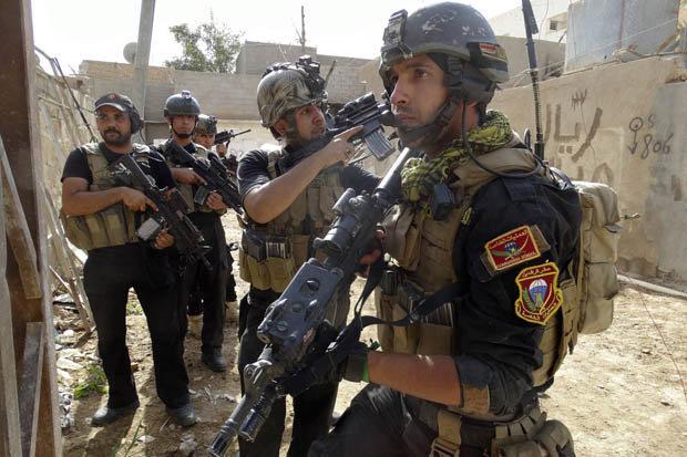 Iraq tuyên bố bắt giữ thủ lĩnh IS cấp cao bị truy nã quốc tế - Ảnh 1