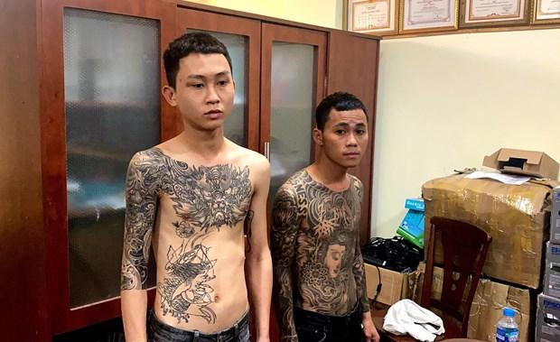 Bắt hai nghi phạm nổ súng AK ngay tại trung tâm thành phố Kon Tum - Ảnh 1