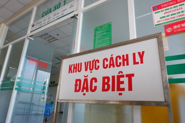 Thêm 2 người trở về từ Nga, Nhật Bản mắc COVID-19, Việt Nam có 1.341 bệnh nhân - Ảnh 1