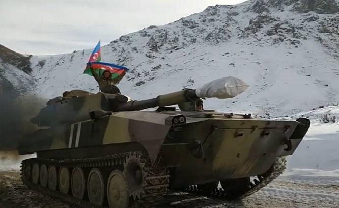 Tin tức quân sự mới nóng nhất ngày 28/11: Azerbaijan chuyển pháo tự hành tới biên giới Armenia - Ảnh 1