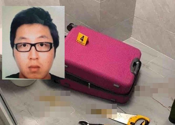 Vụ thi thể trong vali ở TP.HCM: Lời khai của nghi phạm Jeong In Cheol - Ảnh 1