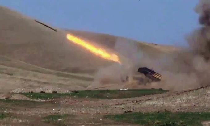 Tin tức quân sự mới nóng nhất ngày 3/11: Hy vọng được Nga tương trợ của Armenia dần tắt - Ảnh 1