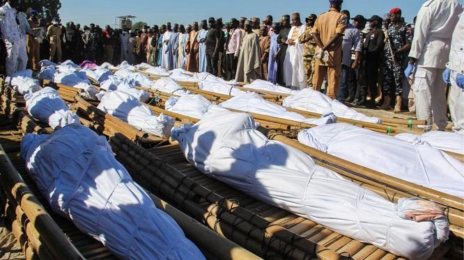 Thảm sát tại Nigeria, ít nhất 110 người thiệt mạng  - Ảnh 1