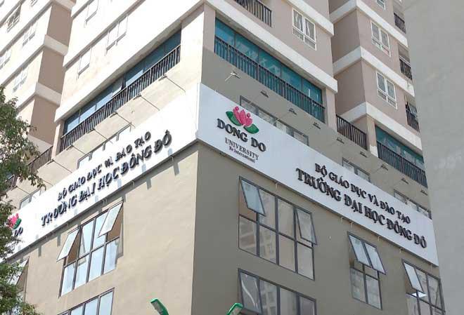 Vụ sai phạm ở trường ĐH Đông Đô: Bộ GD&ĐT nói gì? - Ảnh 1