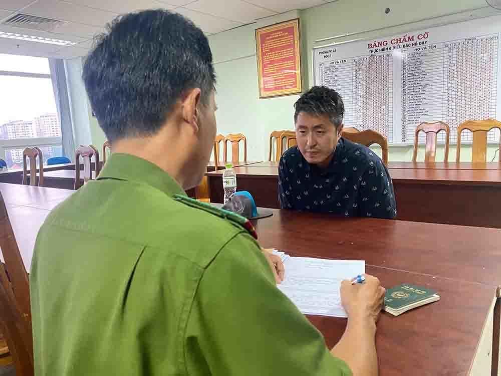 Vụ thi thể trong vali màu hồng: Gã giám đốc Hàn Quốc nói gì với nhân viên trước khi bỏ trốn? - Ảnh 1