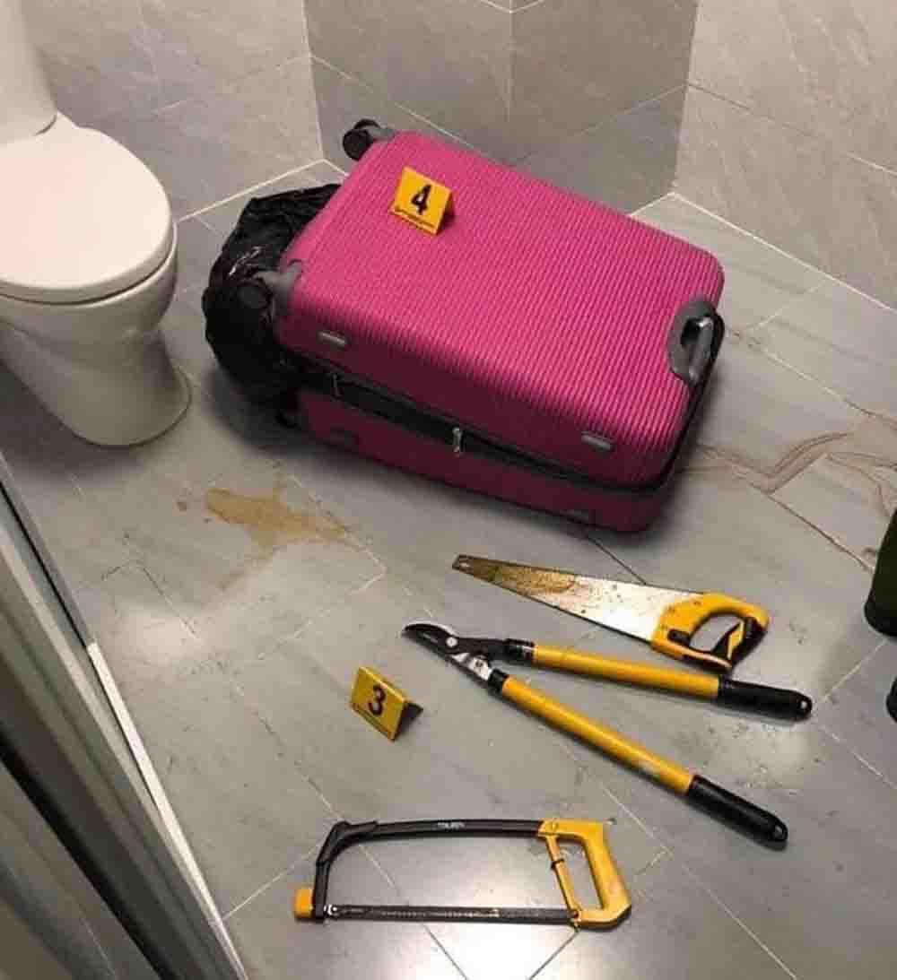 Vụ thi thể trong vali màu hồng: Gã giám đốc Hàn Quốc nói gì với nhân viên trước khi bỏ trốn? - Ảnh 3