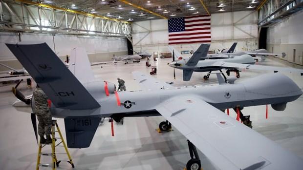 Tin tức quân sự mới nóng nhất ngày 6/11: Mỹ bán 18 máy bay không người lái MQ-9B cho UAE - Ảnh 1