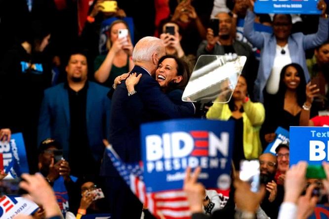 Chân dung nữ Phó Tổng thống Mỹ đầu tiên trong lịch sử - Ảnh 4