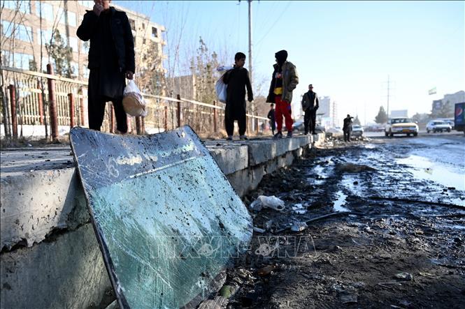 Tin tức quân sự mới nhất ngày 12/12: Một loạt rocket bắn vào thủ đô Kabul  - Ảnh 1