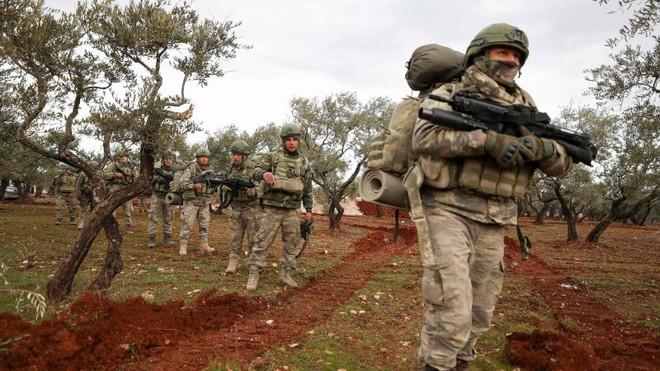 Tin tức quân sự mới nóng nhất ngày 6/12: Thổ Nhĩ Kỳ mở cuộc tấn công ác liệt ở Đông Bắc Syria - Ảnh 1