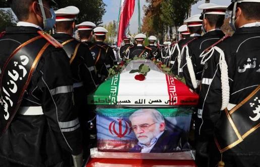 Iran tuyên bố bắt nhiều nghi phạm vụ ám sát nhà khoa học hạt nhân - Ảnh 1