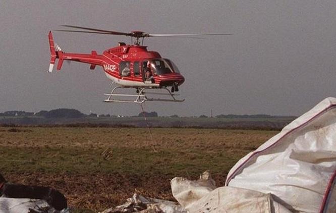 Tai nạn kinh hoàng: Rơi trực thăng tại Pháp, nhiều người thiệt mạng  - Ảnh 1