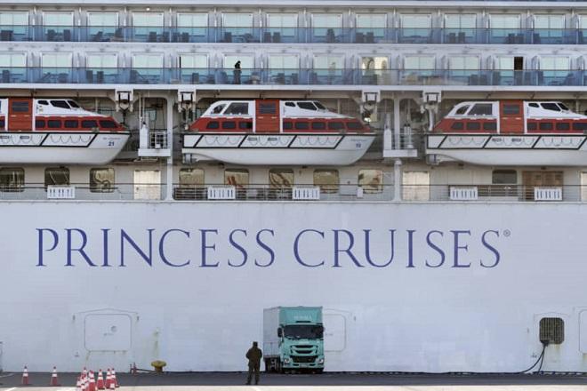 Nhật  Bản xác nhận thêm 60 người nhiễm virus corona trên tàu du lịch chở hơn 3.700 người - Ảnh 1