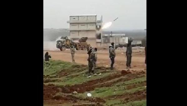 Tin tức quân sự mới nóng nhất ngày 13/2: Thổ Nhĩ Kỳ dùng pháo phản lức đánh thẳng vào SAA - Ảnh 1