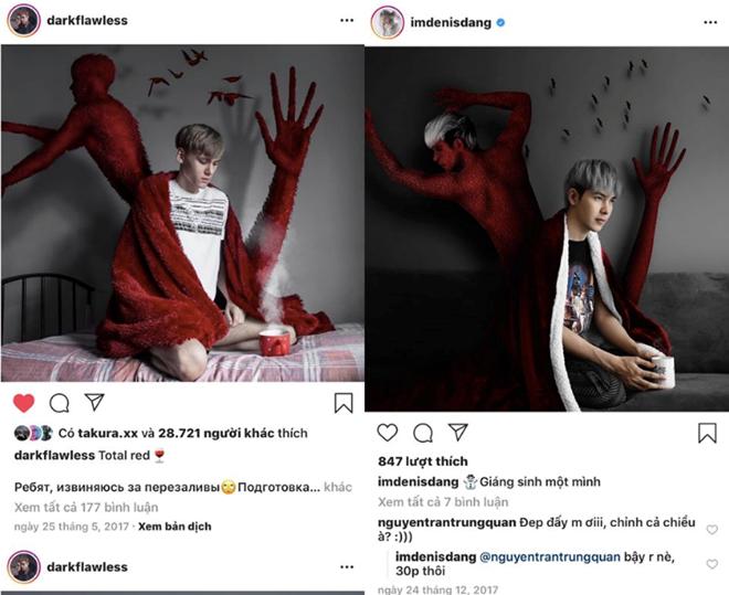 Denis Đặng lên tiếng thừa nhận đạo nhái ý tưởng, xin lỗi nhiếp ảnh người Nga - Ảnh 2