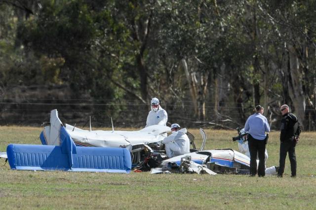Hai máy bay đâm nhau tại Australia, 4 người thiệt mạng - Ảnh 1