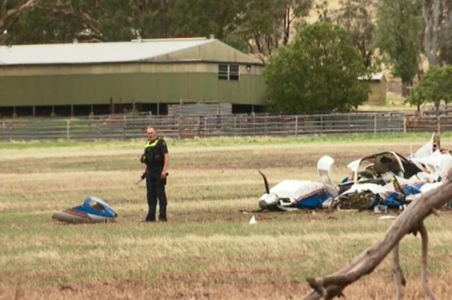 Hai máy bay đâm nhau tại Australia, 4 người thiệt mạng - Ảnh 4