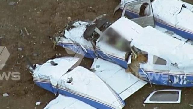 Hai máy bay đâm nhau tại Australia, 4 người thiệt mạng - Ảnh 5