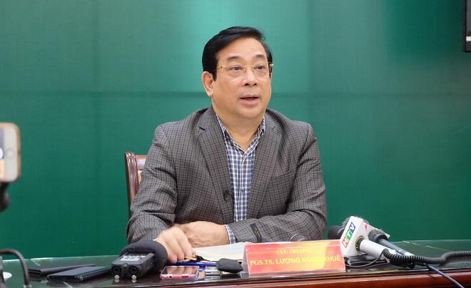 Việt Nam đã có phác đồ điều trị hiệu quả  Covid-19 - Ảnh 1