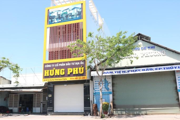 """Bán """"dự án ma"""", Giám đốc Công ty bất động sản Hưng Phú bị bắt  - Ảnh 1"""