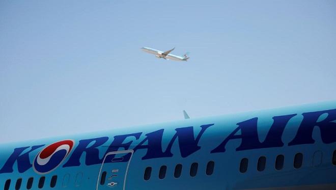 Phát hiện một tiếp viên của hãng hàng không Korean Air dương tính với Covid-19 - Ảnh 1