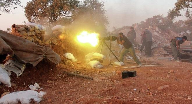 Tuyến phòng thủ của phiến quân tại Nam Idlib sụp đổ trước đòn tiến công của quân đội Syria - Ảnh 1