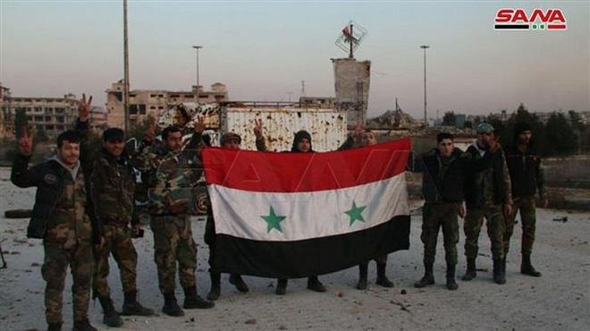 Tin tức quân sự mới nóng nhất ngày 26/2: Syria bắn rơi máy bay không người lái của Thổ Nhĩ Kỳ - Ảnh 1