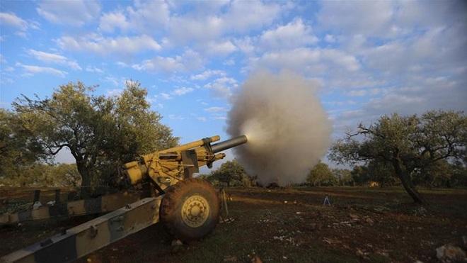 Tin tức quân sự mới nóng nhất ngày 26/2: Syria bắn rơi máy bay không người lái của Thổ Nhĩ Kỳ - Ảnh 2