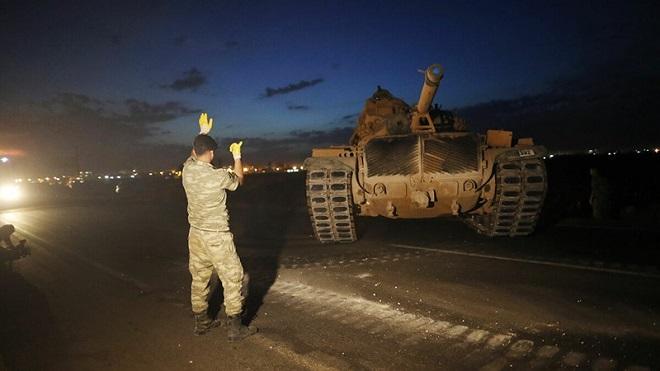 Tin tức quân sự mới nóng nhất ngày 26/2: Syria bắn rơi máy bay không người lái của Thổ Nhĩ Kỳ - Ảnh 3