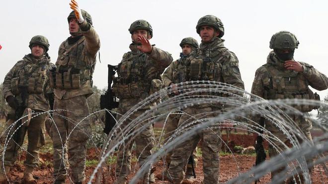 Tin tức quân sự mới nóng nhất ngày 28/2: Syria không kích khiến 33 lính Thổ Nhĩ Kỳ thiệt mạng - Ảnh 1