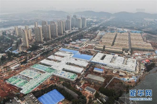 Có gì tại bệnh viện dã chiến được xây dựng thần tốc trong 10 ngày ở Vũ Hán? - Ảnh 2