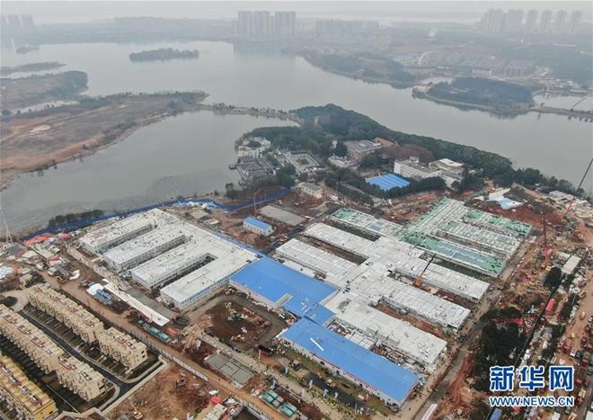 Có gì tại bệnh viện dã chiến được xây dựng thần tốc trong 10 ngày ở Vũ Hán? - Ảnh 3
