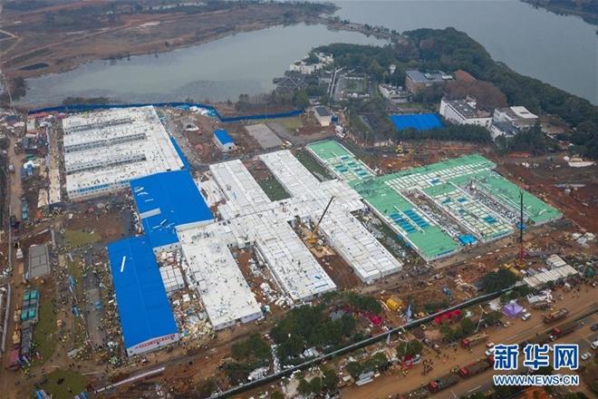 Có gì tại bệnh viện dã chiến được xây dựng thần tốc trong 10 ngày ở Vũ Hán? - Ảnh 5
