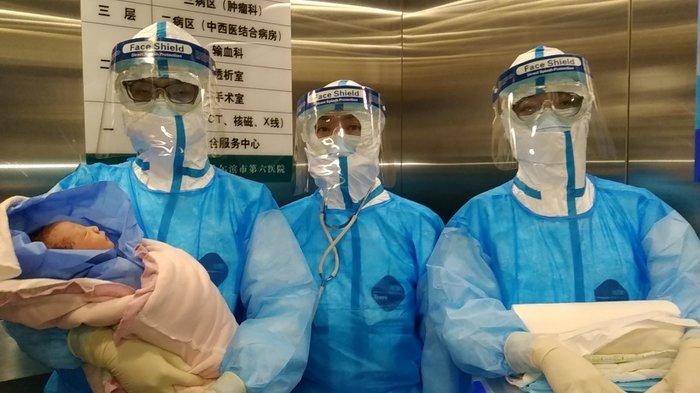 Sản phụ Trung Quốc nhiễm virus corona sinh con khỏe mạnh  - Ảnh 2