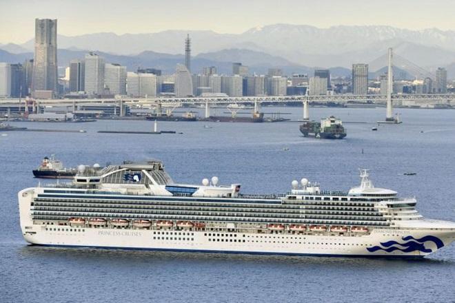 Virus corona: Nhật Bản cách ly tàu du lịch chở hơn 3.700 người - Ảnh 1
