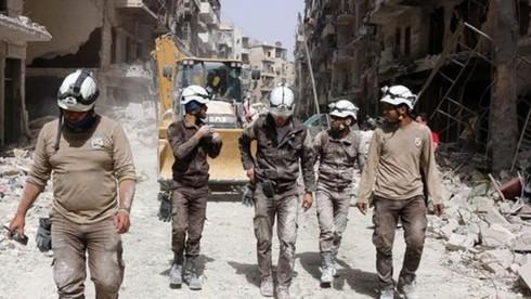 Tin tức quân sự mới nóng nhất ngày 4/2: Cuộc tấn công vũ khí hóa học sắp xảy ra ở Syria? - Ảnh 1
