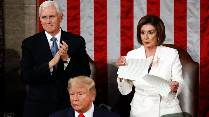 """Tin tức thế giới mới nóng nhất ngày 7/2: Chủ tịch Hạ viện Mỹ chỉ trích Thượng viện khi """"tha bổng"""" Tổng thống Trump - Ảnh 1"""