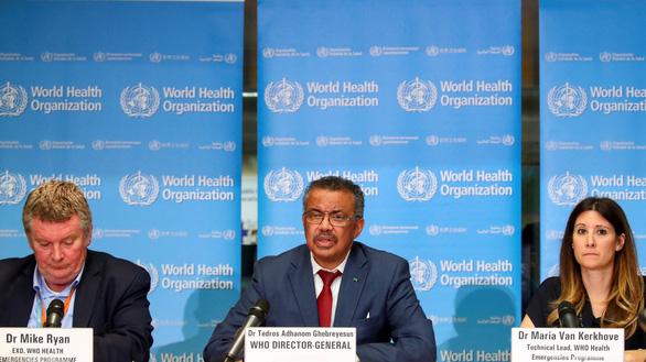 WHO cảnh báo nguy cơ thiếu hụt khẩu trang cùng các thiết bị bảo hộ y tế - Ảnh 1