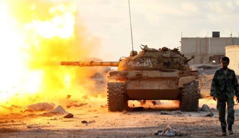 Tin tức thế giới mới nóng nhất ngày 10/2: Giao tranh bùng nổ tại thủ đô của Libya - Ảnh 1