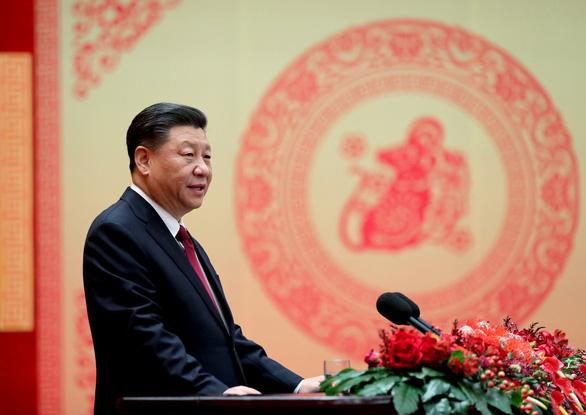 Chủ tịch Trung Quốc Tập Cận Bình đến Vũ Hán thị sát công tác phòng chống dịch Covid-19 - Ảnh 1