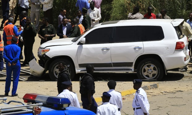 Thủ tướng Sudan không bị thương trong vụ ám sát tại thủ đô Khartoum - Ảnh 1